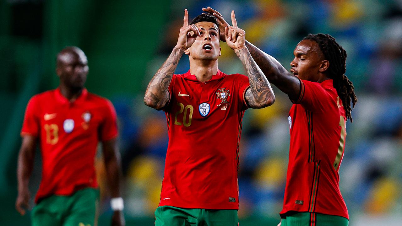 Euro 2020: COVID-19 afasta Cancelo que é substituído por Diogo Dalot