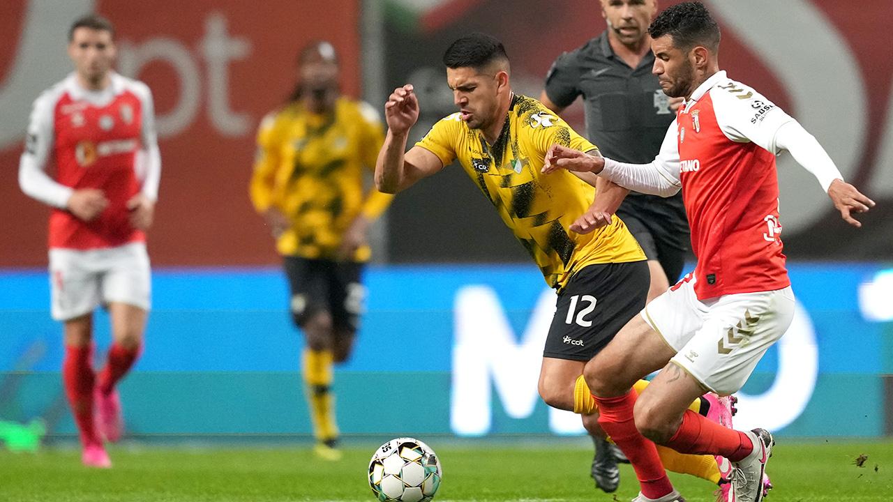 SC Braga volta aos triunfos