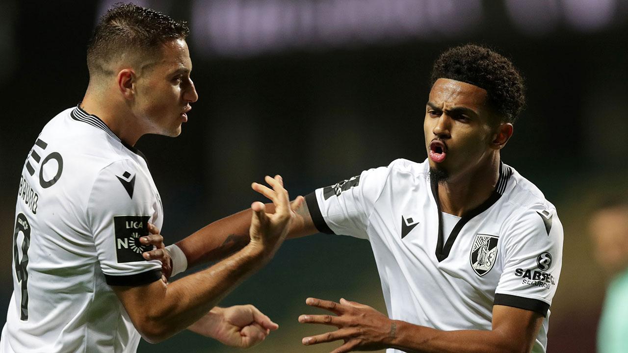 Vitória SC sai do Bessa com os três pontos