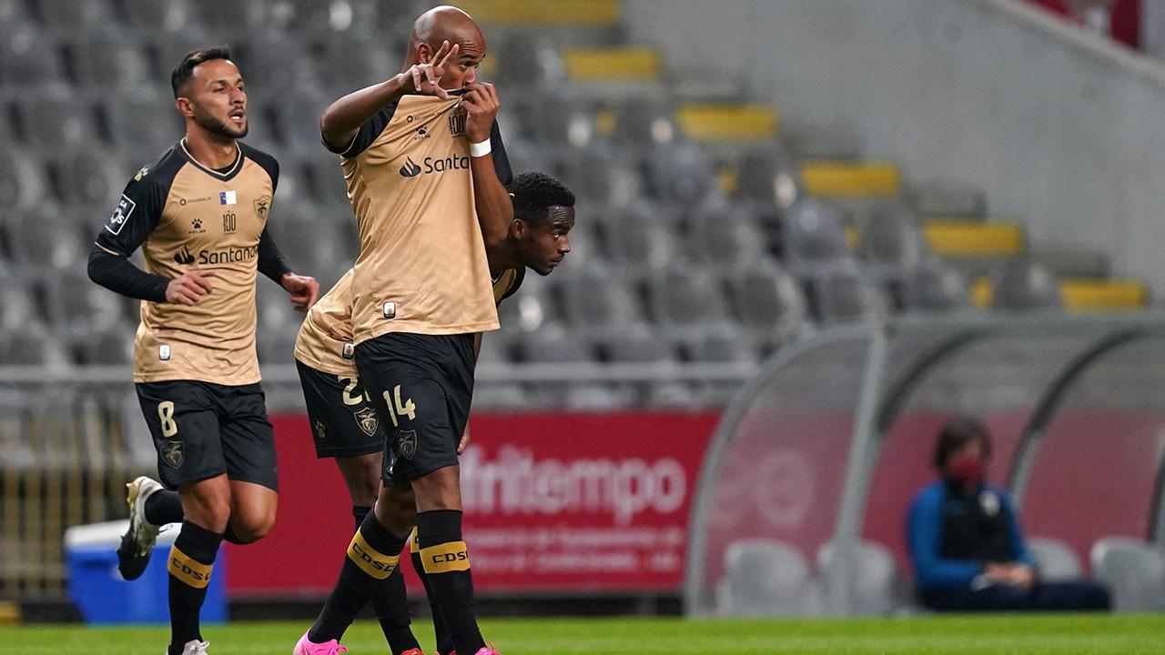 Santa Clara vence na visita ao SC Braga