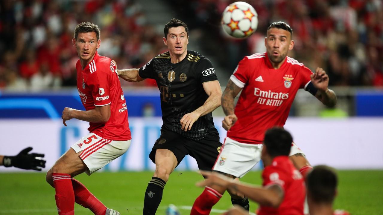 Benfica goleado na Luz